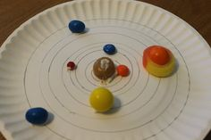 Every kid loves a candy solar system  ~ CC cycle 2 week 8