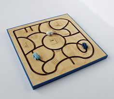 wooden toys on Behance