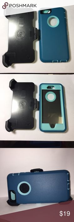 iPhone 6 & 6s case w/clip highly good quality iPhone 6 & 6s otter box replica Accessories Phone Cases