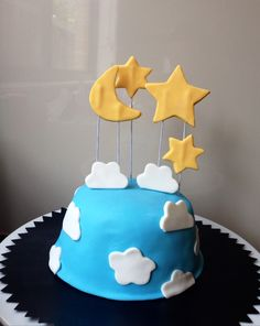 Star & Moon Cake