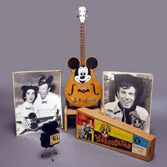 SCV News | CalArts to House Rare 'Mickey Mouse Club' Memorabilia
