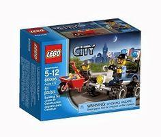Lego Police ATV Set Only $5.42 - Save 42%