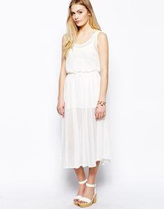 bridesmaid Image 1 ofTraffic People Faded Graces Midi Dress