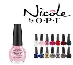 Lot of 10 Nicole By OPI Finger Nail Polish Color Lacquer All Different Colors