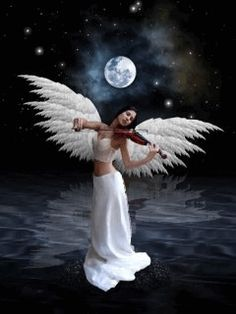 Angel or fairy animated gif Angels Among Us, Angels And Demons, Gifs, Angel Gif, I Believe In Angels, Ange Demon, Angel Pictures, Glitter Graphics, Angels In Heaven