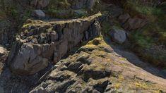 ArtStation - (WIP) Shore rocks, Pete Mc Nally