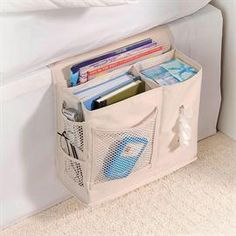 Bedside Storage Caddy | Plus Size Storage & Org | OneStopPlus