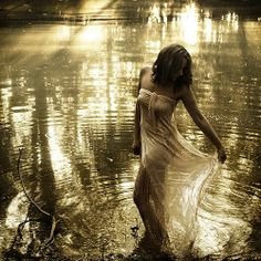 Lady Of The Lake #Photography