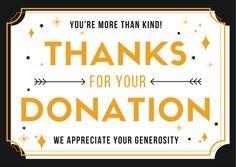 Sample Donation Letter for Non-Profit Organizations