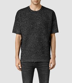 Iver Short Sleeved Crew Jumper