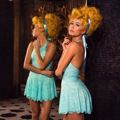 Pin for Later: 25 Magical Cinderella Halloween Costumes Girlie Cinderella This dress is what dreams are made of.