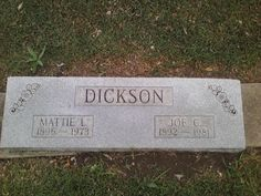 Mattie L. Dickson