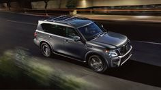 nissan armada photos and info