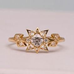 I Would like this ring with a .8 carat or larger center stone.