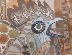 "Saatchi Art Artist Judi Russell; Painting, ""The Call"" #art"
