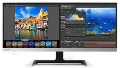 Dual monitor productivity
