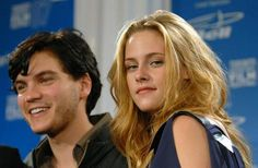 Kristen Stewart and Emile Hirsch in the Into the Wild TIFF Press Conference, 9th September 2007
