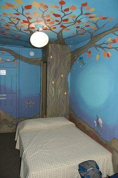 Best Decorative Bedroom Wall Mural Inspiration Ideas