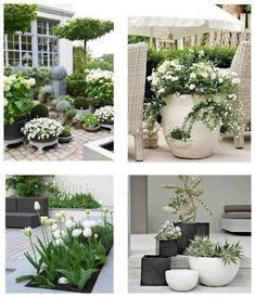 The best ideas for creating stunning summer flower pots 18 ~ Litledress