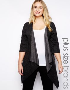 Junarose Waterfall Cardigan