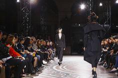Yohji Yamamoto Ready To Wear Spring Summer 2017 Paris