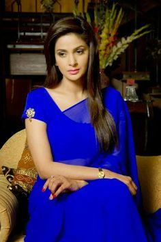 سبا قمر ۔  Saba Qamar.  Pakistani Actress