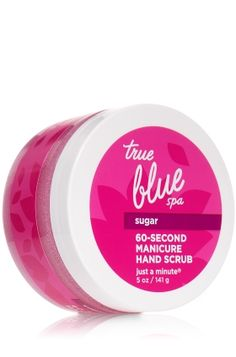 60-second Manicure Hand Scrub - Bath & Body Works