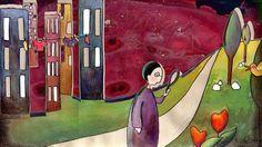 """Ilustración cuento """"el buscador"""" Jorge Bucay. 2014 Por Veronica Jimeno Valdepeñas"""