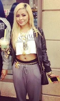 80s look... honey cocaine