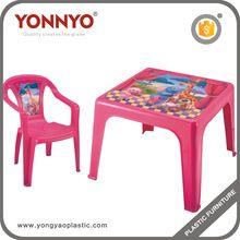 Populares niños mesa y sillas de cartón los niños muebles de plástico silla mesa de estudio del niño y home living