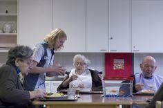 Aandacht voor goede voeding ouderen