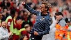 Liverpool in der Champions-League-Quali - KLOPP feiert EUROPA! - Fussball - Bild.de