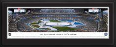 2015 Stadium Series Panoramic Picture Framed
