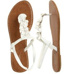 Designer Clothes, Shoes & Bags for Women Strappy Flats, Strap Sandals, Heels, Shoes Sandals, Outfits For Teens, Cute Outfits, Wet Seal, Cute Shoes, Teen Shoes
