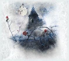 """Sleeping Beauty's Castle"" Cornelia Funke"
