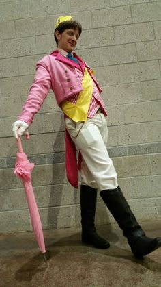 Prince Peach cosplay | Rhode Island Comic Con 2014