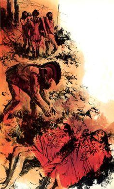 Illustration s'il vous plaît: René Follet (3) Michel, Comic Artist, Inspirational, Illustrations, Comics, Painting, Illustration, Painting Art, Paintings