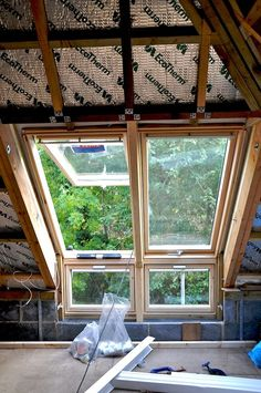 roof windows from VELUX are considered to be of particularly high quality - Carmen Mathias Br . - roof windows from VELUX are considered to be of particularly high quality – Carmen Mathias B - Attic Apartment, Attic Rooms, Attic Spaces, Attic Playroom, Attic Bathroom, Attic Loft, Loft Room, Attic Office, Attic Library