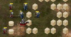 Dark Box Defender - NIce Defense Game. Source: http://www.defense-tower.de/games/dark-box-defender.html