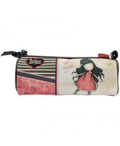Large Pencil Case - Gorjuss - New Heights Large Pencil Case, Santoro London, 3d Cards, Stationary, Gifts, Bags, Craft, Coin Purses, Beautiful Things