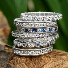 Love these stackable rings!!!!!!!!