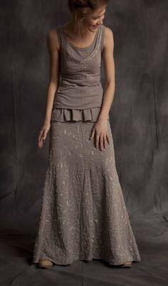 Pure Fashion By Katerina Dorokhova New Style žena