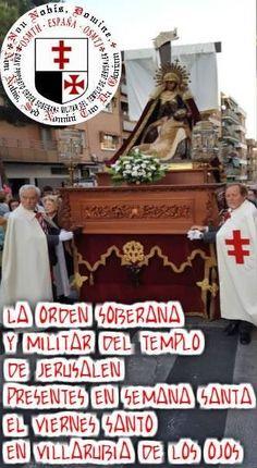 OSMTH ENCOMIENDA DE MADRID: La Virgen de la Soledad Comendadora de Honor de la...