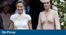 """""""Nicht überschatten"""" war wohl der Dresscode für die Hochzeit der kleinen Schwester von Herzogin Kate. Meghan Markle blieb deswegen gleich zuhause im Palast."""