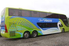 Rio 2, Busses, Chile, Chili
