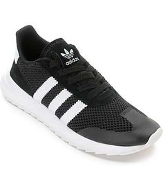 timeless design 2fa42 bb1d7 adidas Flashback Black  White Womens Shoes Cheap Nike Shoes Online, Nike  Shoes For Sale