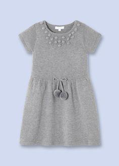 French pom-pom dress.