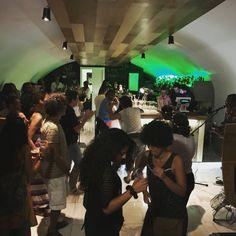 Live music. Lisbon. Pink Wine Point bar.
