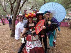 Bay Area Renaissance Fair: Fops on Parade