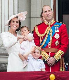 Pin for Later: The Best Pictures of the British Royals in 2016 — So Far! And When George Gave His Royal Salute